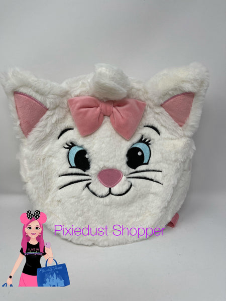 Disney The Aristocats Marie Plush Backpack