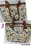Disney Dooney and Bourke Toy Story 4 Tote Bag Purse