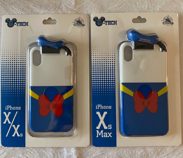 Disney D-Tech Donald Duck IPhone XS or XS Max Phone Case