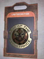 Disney Star Wars Rise of the Resistance Limited Release Pin