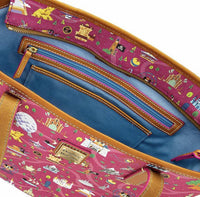 Disney Dooney and Bourke Park Life Tote Bag Purse