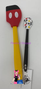Disney Mickey Spatula 2 piece Set