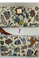 Disney Dooney and Bourke Toy Story 4 Wallet Wristlet