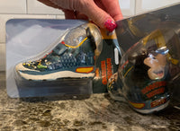 RunDisney 2019 Marathon Weekend Mickey Sneaker Shoe Ornament