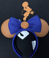 Disney Minnie Mouse NBA Experience Ear Headband