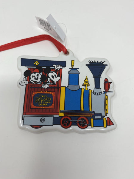 Disney Mickey and Minnie's Runaway Railway Ornament