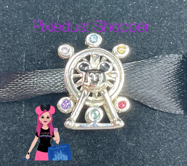 Disneyland California Adventure Mickey Fun Wheel Pandora Charm
