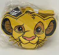 Loungefly X Lion King Simba Figural Head Crossbody Bag