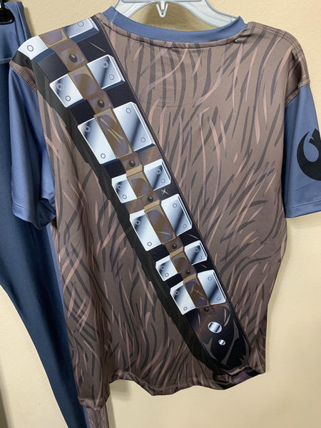 RunDisney Star Wars Chewbacca Shirt