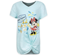 Disney Girls Magic Kingdom Shirt-Discover the Magic