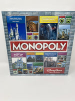 Disney Parks Monopoly Game