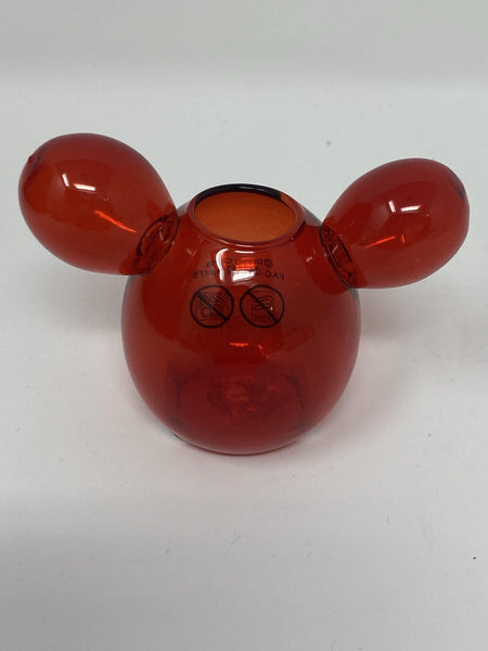 Disney Mickey Balloon Glass Toothpick Holder