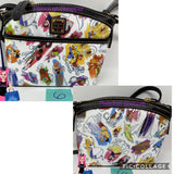 Disney Dooney & Bourke Ink & Paint Crossbody Purse Brer Rabbit & Fox