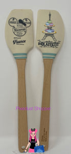 Disney Epcot France World Showcase Mickey Macaron Spatula