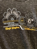 Disney 45th Anniversary Carousel of Progress Mens Unisex Shirt