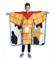 "Disney Toy Story Woody Throwbee 46 x 67"" Blanket With Pocket"