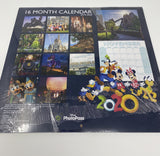 Disney World 2020 16 Month Calendar