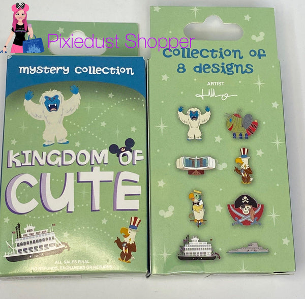 Disney Kingdom of Cute Mystery Box