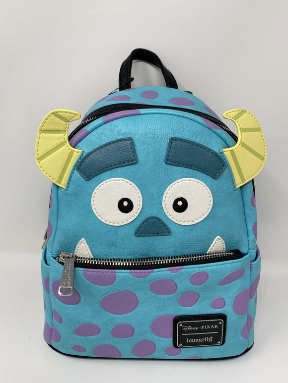 Disney Loungefly Pixar Monsters Sulley Backpack Purse