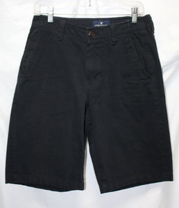 American Eagle Outfitters Black Shorts Size 28
