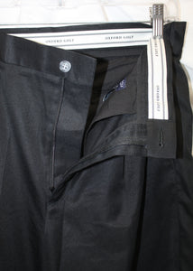 Oxford Golf Black Super Dry Shorts Size 32