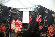 Load image into Gallery viewer, Jeffery Campbell Jenae-Tie Patent Leather Mule w/ Satin Ties Size 8M