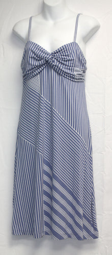 Tommy Bahama Blue & White Sundress  w/ Adjustable Straps Size S
