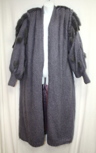 Vince Camuto Blue Sleeveless Flirty Dress Size 14W