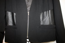 Load image into Gallery viewer, Vintage 1980's Avirex Navy G-1 Brown Leather Flight Jacket Size M
