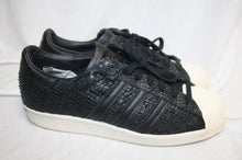 Load image into Gallery viewer, Vintage Nike Air Jordan 12 1996 OG Taxi Black & White 130690-101 Size 10