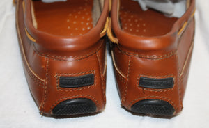 Minnetonka Brown Driving Moccasins Size 11.5