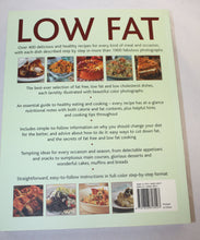 Load image into Gallery viewer, Anne Sheasby Low Fat Cook Book Anness Publishing
