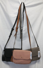 Load image into Gallery viewer, Cross Body Bag w/ Stud Hardware and Adjustable Shoulder strap (New w/ tags)