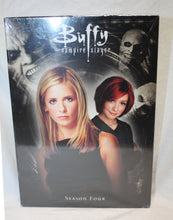 Load image into Gallery viewer, Buffy The Vampire Slayer Season 4 Complete DVD Set (NEW in shrinkwrap)