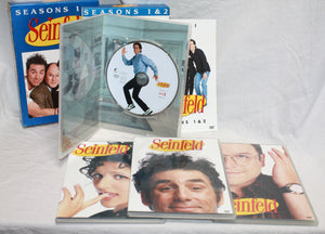 Seinfield Season 1&2 DVD Set (vol#1)