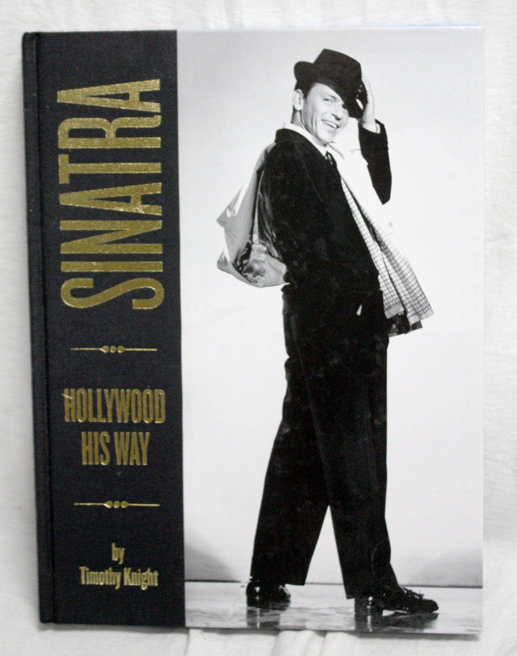 Sinatra Hollywood his Way by Timothy Knight Hardback Coffee Table Book 12