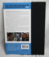 "Load image into Gallery viewer, Sinatra Hollywood his Way by Timothy Knight Hardback Coffee Table Book 12""x9"""
