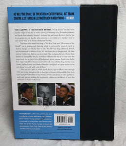 "Sinatra Hollywood his Way by Timothy Knight Hardback Coffee Table Book 12""x9"""