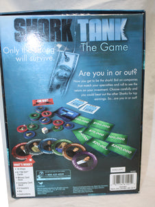 Shark Tank Board Game