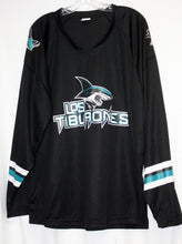 Load image into Gallery viewer, San Jose Sharks Los Tiburones Jersey Size XL