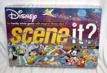 Load image into Gallery viewer, Disney Scene It?  DVD Game by Mattel