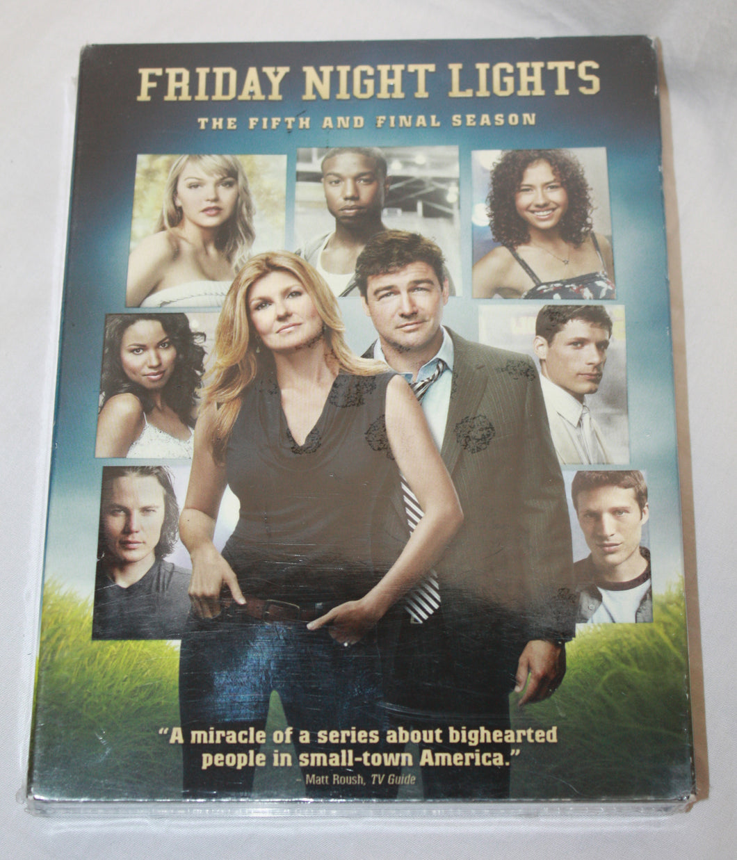 Friday Night Lights 5th Complete Season (final Season) DVD Set  (new in Shrink wrap)