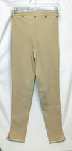Load image into Gallery viewer, Tan Sport Riders Equestrian Pants Size 26R (new with tags)