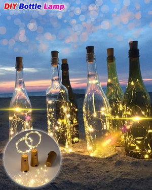 【LUCKYSOUL】-$3.99 ONLY FOR TODAY🔥Bottle Lights-Last day promotion