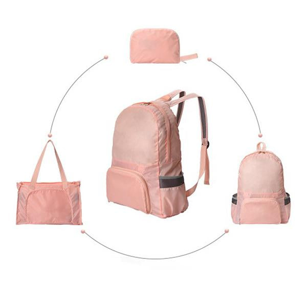 luckysoul-50% OFF! 2 Ways Fold-able Travel Bag-【Buy 3 save more $8!!】
