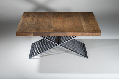 Scissor Table - Fordius British Furniture