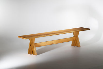 Crook Bench - Fordius British Furniture