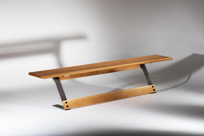 Savage Bench - Fordius British Furniture