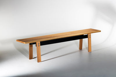 Splade Bench - Fordius British Furniture