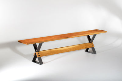 X Bench - Fordius British Furniture